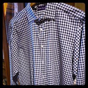 Ralph Lauren Men's Purple Label LS Shirt